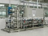 Circuit de refroidissement industriel de RO d'acier inoxydable pour le prix de Purication de l'eau