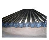 Revêtement de zinc en acier ondulé tôle de toit