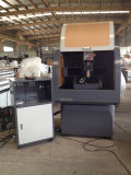 回転式装置(VCT-4540R)によって切り分ける大理石のための小型CNCのルーターかアルミニウムまたは銅