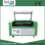 Gravação a laser de CO2 Pequena e máquina de corte