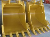 Baggerexkavator-Bulldozer-Wanne für Gleiskettenfahrzeug KOMATSU Hitachi Kato Sumitomo Kobelco Daewoo Hyunda