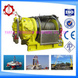 근해 Drilling Rigs (10Tons)를 위한 바다 Anchor Air Winch