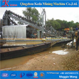 販売のための中国Kedaの金のバケツ浚渫船