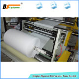 Крена пены ленты бумаги ярлыка пленки автоматическая разрезая перематывать машина оборудования