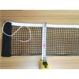 Matériau en nylon couleur Balck balle de tennis de table Net