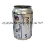 250ml, 330ml, 450ml, 500ml canettes en aluminium vides pour la vente