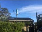 600W de verticale Turbine van de Wind met Met geringe geluidssterkte Minder 25dB
