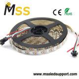 Rd2812/2811 RGB direccionable de 5V 5050 tira de LED flexible