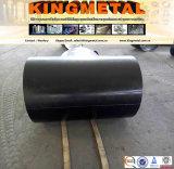 """JIS B2312 Pg370 Tissu réductible soudé en acier au carbone 16 """"."""