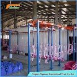 Cabina de aerosol seca, sitio de pintura, máquina automotora en China