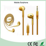 ABS Oortelefoon Earbus van de Kabel van Materialen de Vlakke Mobiele (k-901)