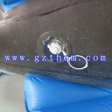 Publicité en PVC blanc gonflable Big Airship Balloons / Aircraft gonflable Ballon à l'hélium