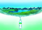 8000hpb botellas de agua automática Máquina de embalaje