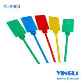 Selo de segurança de plástico ajustável para envio e embalagem (YL-S400)
