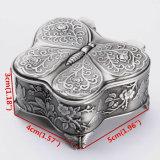 De antieke Doos van de Ring van Juwelen voor de Giften van Brithday van de Kinderen van Meisjes