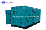 AC principal du pouvoir 450kw groupe électrogène insonorisé silencieux de 3 phases