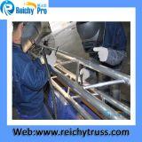 Im Freien verwendeter Aluminiumbinder, Aluminiumdach-Binder, Binder-Zelt