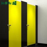 Jialifu 방수 콤팩트 합판 제품 칸막이실 화장실 분할