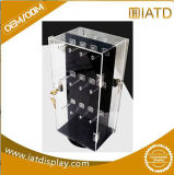 Caja de presentación de acrílico plástica colorida de encargo para la promoción de ventas