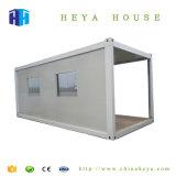 그리스에 있는 판매를 위한 Prefabricated 집 강철 프레임 콘테이너 집