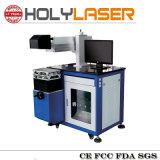 Machine d'inscription de laser de CO2 sur le cuir en plastique de papier en bois de matériaux de non-métal