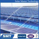 Pv-Panel-Halterung-Kohlenstoffstahl, Solarschiene des aluminium-6005-T5