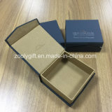 Customized Gold Foil Stamp Logo Soft Touch Coating Magnet Gift Box