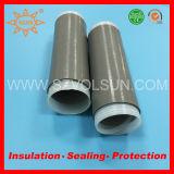 Tubazione fredda dello Shrink della gomma di silicone per l'isolamento del cavo coassiale