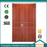 カスタマイズされたホテル(WHDO27)のための自然な木製のベニヤのドア