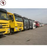 판매 8X4 40tons 덤프 트럭을%s Sinotruk HOWO 371HP 팁 주는 사람 트럭 가격