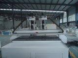 Solidwood MDFのアルミニウム泡の石のための頑丈な打抜き機CNCのルーター
