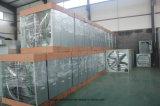 Ventilatore fissato al muro di Exhasust della serra