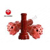DHD350 COP54, SD5, Ql50, Missão50 Hard Rock Drilling Botão martelo DTH Bits