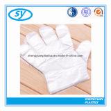 Устранимые перчатки PE политена моя пользу трактира ежедневную