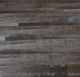 Texture lisse lâche Installation facile de jeter un revêtement de sol en vinyle