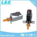 L&G электрические DVD кнопочный переключатель на панели управления питанием Mps11