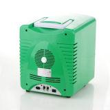 Elektronische MiniKoelkast 8liter DC12V, AC100-240V met het Koelen en het Verwarmen voor het Gebruik van de Auto, van het Bureau of van het Huis