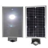 Outdoor IP65 10W tous dans une rue lumière solaire jardin lumière à LED