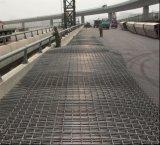 Verstärkung-Stahlstab-Ineinander greifen im Aufbau/in Beton, die geschweißtes Ineinander greifen verstärken