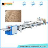 PLC контролирует спиральн квадрат/круглую бумажную пробку делая машину