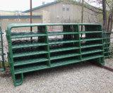 Galvanized&Powder는 12foot 긴 가축 가축 우리 위원회를 입히거나 가축 위원회를 이용했다