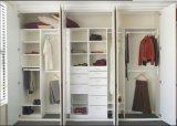 Het nieuwe Populaire Meubilair van de Slaapkamer DIY ontwerpt de Goedkope Garderobe van het Vernisje