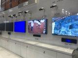 42 60-дюймовый ЖК-экран для склеивания в Command Center (наш завод принял участие в Международной выставке Electonics потребителей)