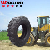China High Performance 15-19.5 Skid Steer Tire, Bobcat Tire 15-19.5