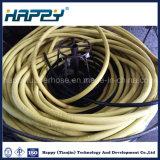 Capot lisse haute pression flexible en caoutchouc flexible d'huile hydraulique