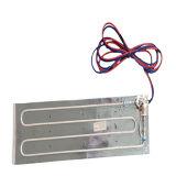 Isolador de silicone Elemento de aquecimento Al-Foil com TUV, RoHS, Certificação UL