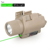 M6 Tactisch Flitslicht met het Groene Gezicht Cl15-0003G van de Laser