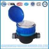Schwarzes Nyloneinzelnes Strahlen-Wasser-Plastikmeßinstrument