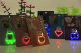 Clignotant Luminous Light Pet LED Tag Collier pendentif pour chien