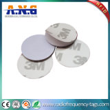 Equipamento eléctrico pequeno PVC Lf etiquetas de RFID com cola de 3m